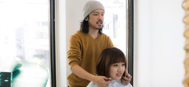 <新卒限定>体験カット(50%OFF)+会社説明